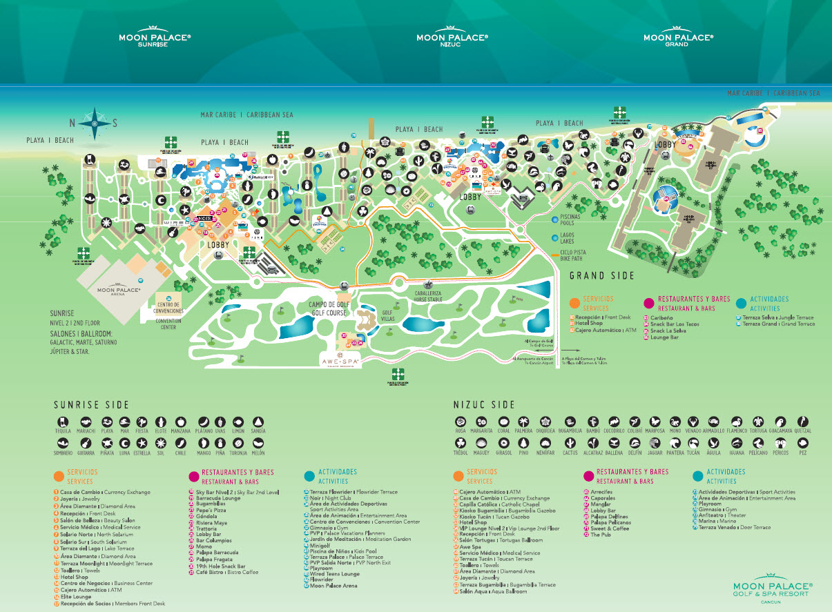 Map Of Cancun Resorts. Map Of Cancun Mexico Area Plus Map Cancun ...